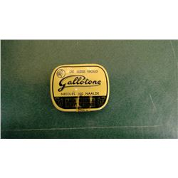 Galltone Full Needle Tin