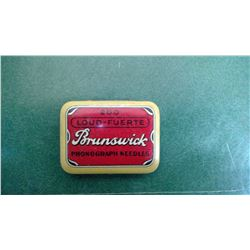 Brunswick Full Needle Tin