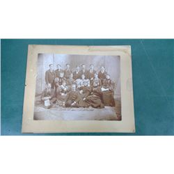 Large Cabinet card