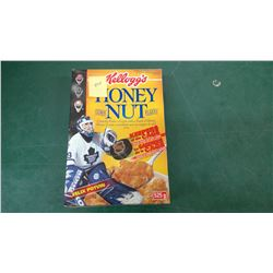 1997 Hockey Cereal Box