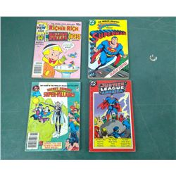 1976 Superman & Comic Books