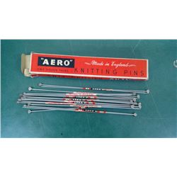 New Old Stock Knitting Needles