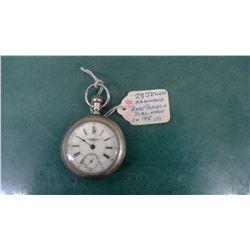 Hammond 23 Jewel Pocket Watch
