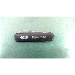 C.I.L. Dynamite Knife