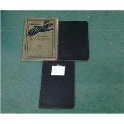 1911 & 1924 Railway Books