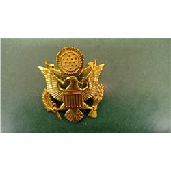 USA Cap Badge