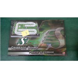 Mint Roughriders Crib Board