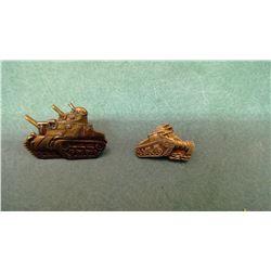 Tank/Panzer Pins