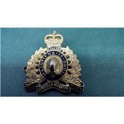 RCMP Cap Badge