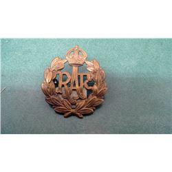 RAF Cap Badge