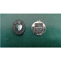 Alpine Club of Canada Pin