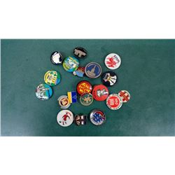 British Pins & Pinbacks