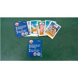 1992 Nabisco BlueJays/Expos Cards
