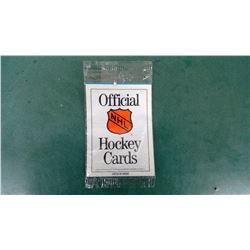 1989 Mint Coca Cola Hockey Card
