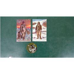 North Pole Postcards