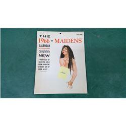 1966 Maidens Calendar