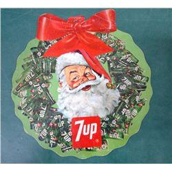 7Up Santa