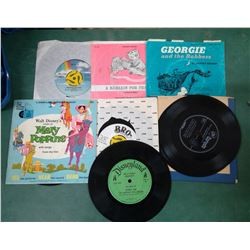 Disney & School Records