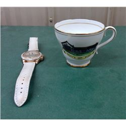 Imhoff Cup & Watch