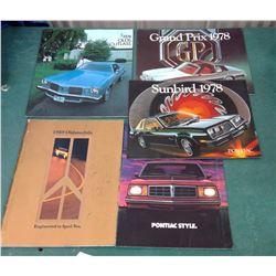 Chev Brochures