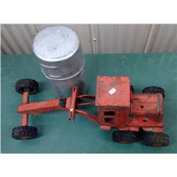 Toy Grader And Camp Stove