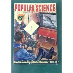 1938 Popular Science