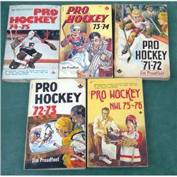 Hockey Annuals