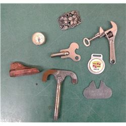 Misc. Lot - Mainly Keys