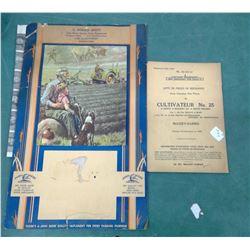 J.D. Calendar & Massey Manual