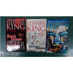 Stephen King Paperback Lot
