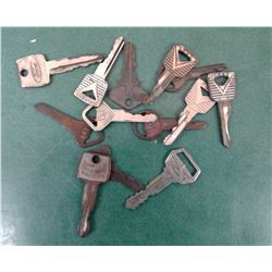 Ford Key Collection
