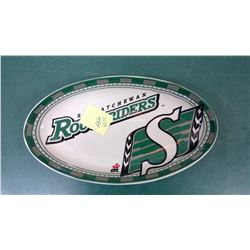 Roughrider Plate