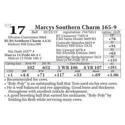 Marcys Southern Charm 165-9