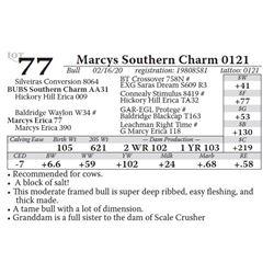 Marcys Southern Charm 0121