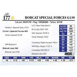 Bobcat Special Forces G139