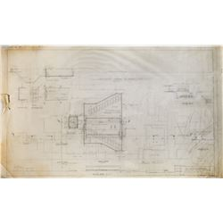 The Ten Commandments blueprints & technical drawings from the Parting of the Red Sea and more.