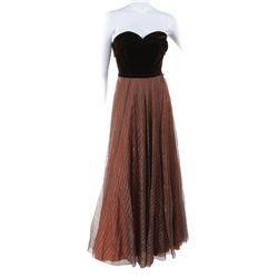 "Bette Davis ""Joyce Ramsey"" dress designed by Edith Head for Payment on Demand."