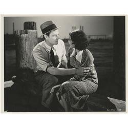 Dead End (10) keybook photos featuring Sylvia Sidney, Joel McCrae and Humphrey Bogart.