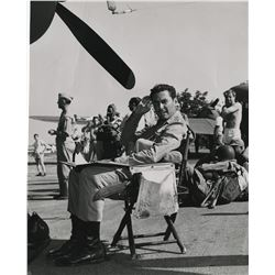 Errol Flynn (11) negatives, (1) color transparency, and (3) photographs.