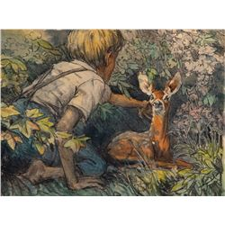 The Yearling (3) concept artworks.