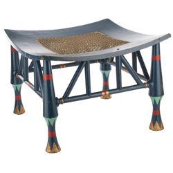 The Ten Commandments chair.