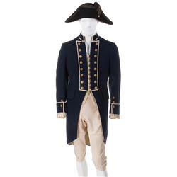 "Marlon Brando ""Fletcher Christian"" Royal Navy officer uniform from Mutiny on the Bounty."