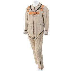 "Vincent Beck ""Igor"" and Danny Klega ""Ivan"" (2) Cosmonaut suits from Gilligan's Island."