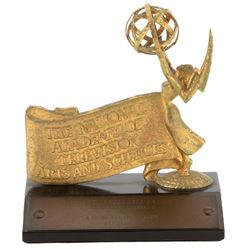 Emmy Award for the JFK Documentary A Young Man From Boston.