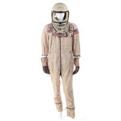 Bob Hope astronaut ensemble from the 16th Season of Chrysler Presents a Bob Hope Comedy Special.