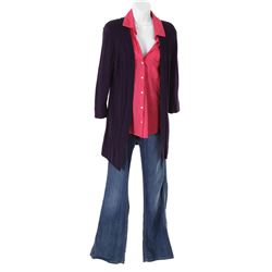 """Sonya Walger """"Penny Widmore"""" (3) piece costume from Episode """"Jughead"""" on LOST."""