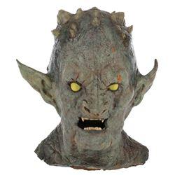 Demon prosthetic mask from Buffy the Vampire Slayer.