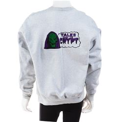 Frank Darabont personal sweatshirt from Tales from the Crypt.
