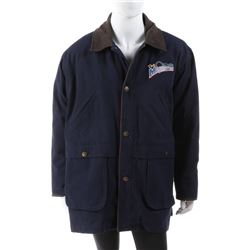Frank Darabont personal crew coat from The Majestic.
