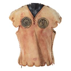 Roman leather cuirass from Cleopatra